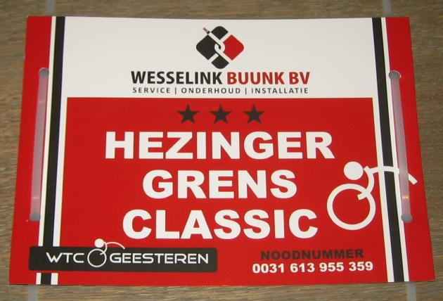 Hezinger Grens Classic 2018